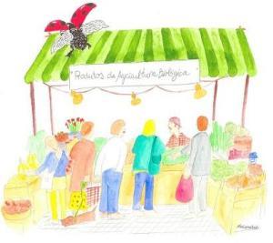 Lisbon - Organic Farmer's Market