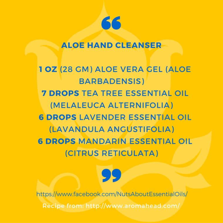 Aloe Vera Cleanser