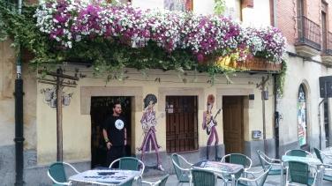 Bar in Salamanca
