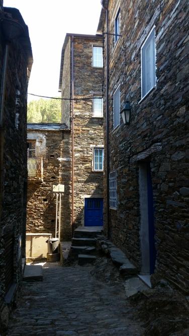 Piódão, Limestone Village