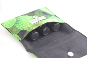Essential Oil bag by Petal and Stem