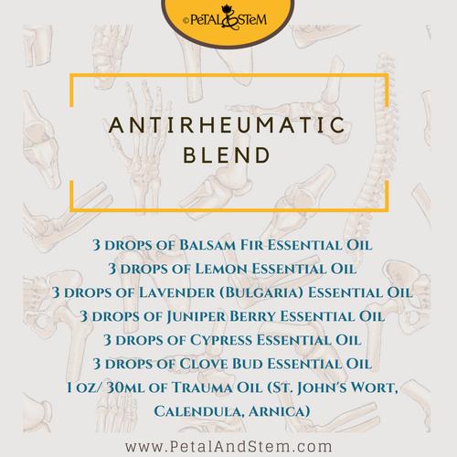 antirheumatic blend